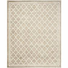 safavieh amherst collection wheat and beige indoor outdoor area rug 9 x 12 683726916130