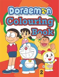 Doraemon and nobi nobita revenge. Buy Doraemon Colouring Book 2 Book Online At Low Prices In India Doraemon Colouring Book 2 Reviews Ratings Amazon In