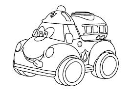 Camion Dei Pompieri Da Colorare Buscar Con Google Scuola