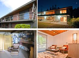 Enjoyable Interior and Exterior Mid Century Modern Homes Design with Minimalist  Design Ideas