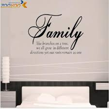 Small Picture Aliexpresscom Buy family like branches home decor creative