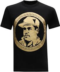 tees geek El Chapo Guzman Currency Men's T-Shirt: Amazon.de: Bekleidung