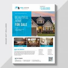 Home Flyers Template Real Estate Flyer Vectors Photos And Psd Files Free Download