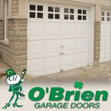 o brien garage doorsTheHomeMag