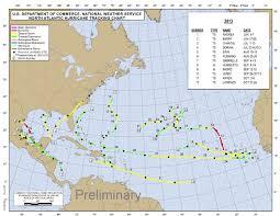 The Unusually Quiet Atlantic Hurricane Season Of 2013 Ends