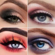 the best eyeshadow looks for blue eyes