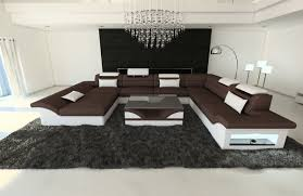 Stoff Wohnlandschaft Enzo Xxl In 2019 Canape Couch Sofa