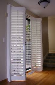 sliding door window coverings privacy with a sliding door amazing spaces blinds shades shutters i dont know how theyre getting to the sides to blind shades sliding glass