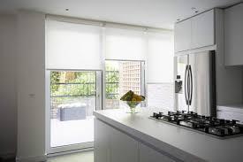 patio door roller blinds. Modren Blinds Motorised Roller Blinds In Sunscreen Fabric Throughout Patio Door Blinds W