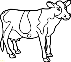 Cow And Chicken Farm Animals Coloring Pages Print Coloring