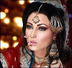 indian bridal makeup and hairstyle games admirable stani bridal makeup 2016 latest bridal