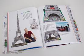 The Art Of Lego Design Book Sean Kenneys Art With Lego Bricks Building Amazing Creations