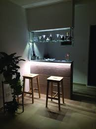 Mini Wooden Bar Counter Design Do It Yourself Mini Nights Clubs To Jumble Your Residence