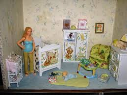 set up classic pooh nursery