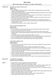 Download Analytics Consultant Resume Sample as Image file