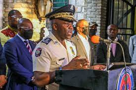 Haiti police arrest third suspect with ...