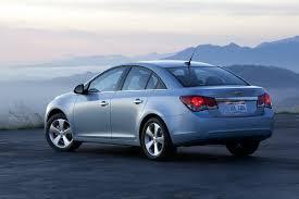 GM Recalling 2,100 Chevrolet Cruze sedans after Steering Wheel ...