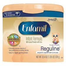 Enfamil Newborn Formula Feeding Chart Enfamil Reguline Powder Formula 20 4oz 4 Pack In 2019
