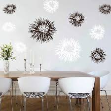 Small Picture Spiky Wall Decals Trendy Wall Designs