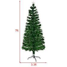 3u0027 PreLit Fiber Optic Artificial Christmas Tree With White Black Fiber Optic Christmas Tree