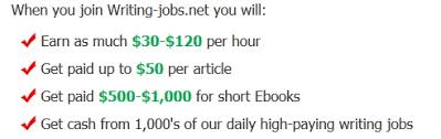 will writing jobs online help you the highest paying writing  writing job
