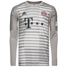 1 Neuer Bayern 2018 19 Kids Goalkeeper München Shirt