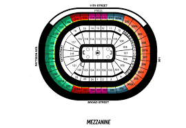 Seating Charts Wells Fargo Center
