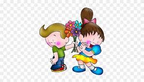 Cute Couple Png Cute Children Clipart Transparent Background Cute