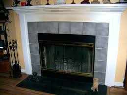 fireplace doors open or closed wood should glass doors fireplace open closed