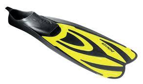 Scubapro Jet Sport Full Foot Fins Size Chart Scubapro Potenza Full Foot Fin