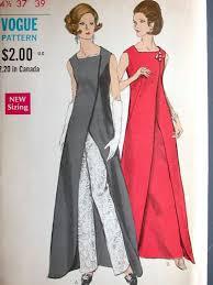 Vogue Dress Patterns Custom Vogue Dress Pattern No 48 UNCUT Vintage 48s Size 48 4848 Bust 48