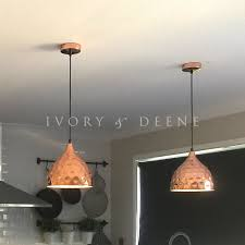 copper lighting fixtures. Nora Copper Hammered Pendant Light Will Be Sure To Make A Dramatic Visual Statement In Any Cafe, Business Or Home. Lighting Fixtures L