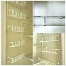 wire racks for pantry beautiful phenomenal wire organizer shelves home depot shelf pantry shelving systems closet