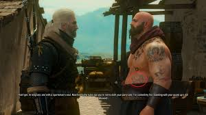 Colossus Has Some Mad Tattoos Witcher