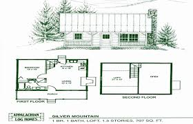 ... Log Home Plans Medium Size Timely One Bedroom Cabin Plans Small House  With Loft Lovely One ...
