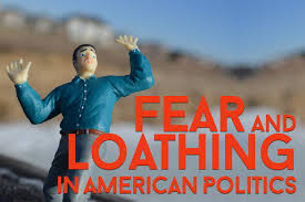 Image result for fear in politics