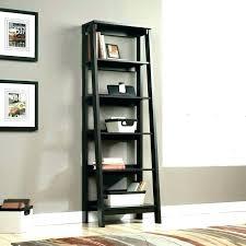 narrow depth bookcase uk shallow 8 inch deep leaning white book shallow depth shelf