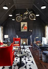office man cave ideas. Decorating Man Cave Ideas Home Office Contemporary With Black Desk Nashville House Walls S