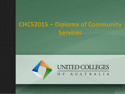 chc diploma of community services chc52015 diploma of community services