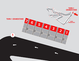 Premium Grandstand Seating From 149 Circuit Of The Americas