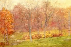 famous autumn paintings google search