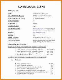 Resume Format Pdf Simple Simple Resume Format Pdf Pleasant Functional Resume My Ideal Resume