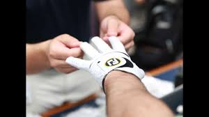 Golf Glove Hand Size Chart How To Get The Right Fit For Your Golf Glove