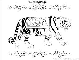 Indian Coloring Pages Coloring Pages For Kids Colouring Sheets Book
