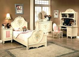 Image Of Clean White Bedroom Furniture Set Kids Home Improvement ...