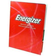 Watch Battery Equivalent Chart Details About Watch Battery Replacement Guide Cross Reference Chart Watchmaker Tool Book