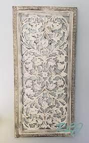 carved wood wall art wood wall art