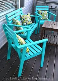 Colored wood patio furniture Paint Colors Colorful Patio Furniture Paint Touch Up Metal Colors Wood Garden Colorful Patio Furniture Kevinjohnsonformayor Colorful Patio Furniture Bright Colored Chair Cushions Activeescapes