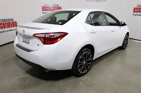 Certified Pre-Owned 2015 Toyota Corolla LE Plus 4dr Car in ...