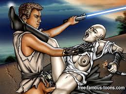 Star wars cartoon porn pictures